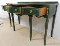 Decorated Period Style Serving Sideboard